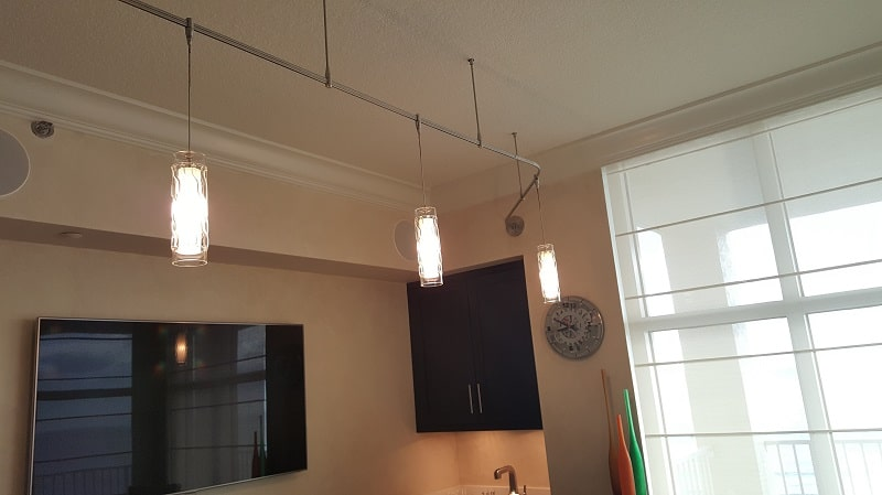 Light fixture installation residential property south florida aloadofball Image collections