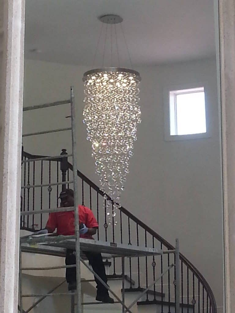 South florida chandelier installation arubaitofo Images