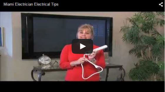 Miami Electrician Electrical Tips