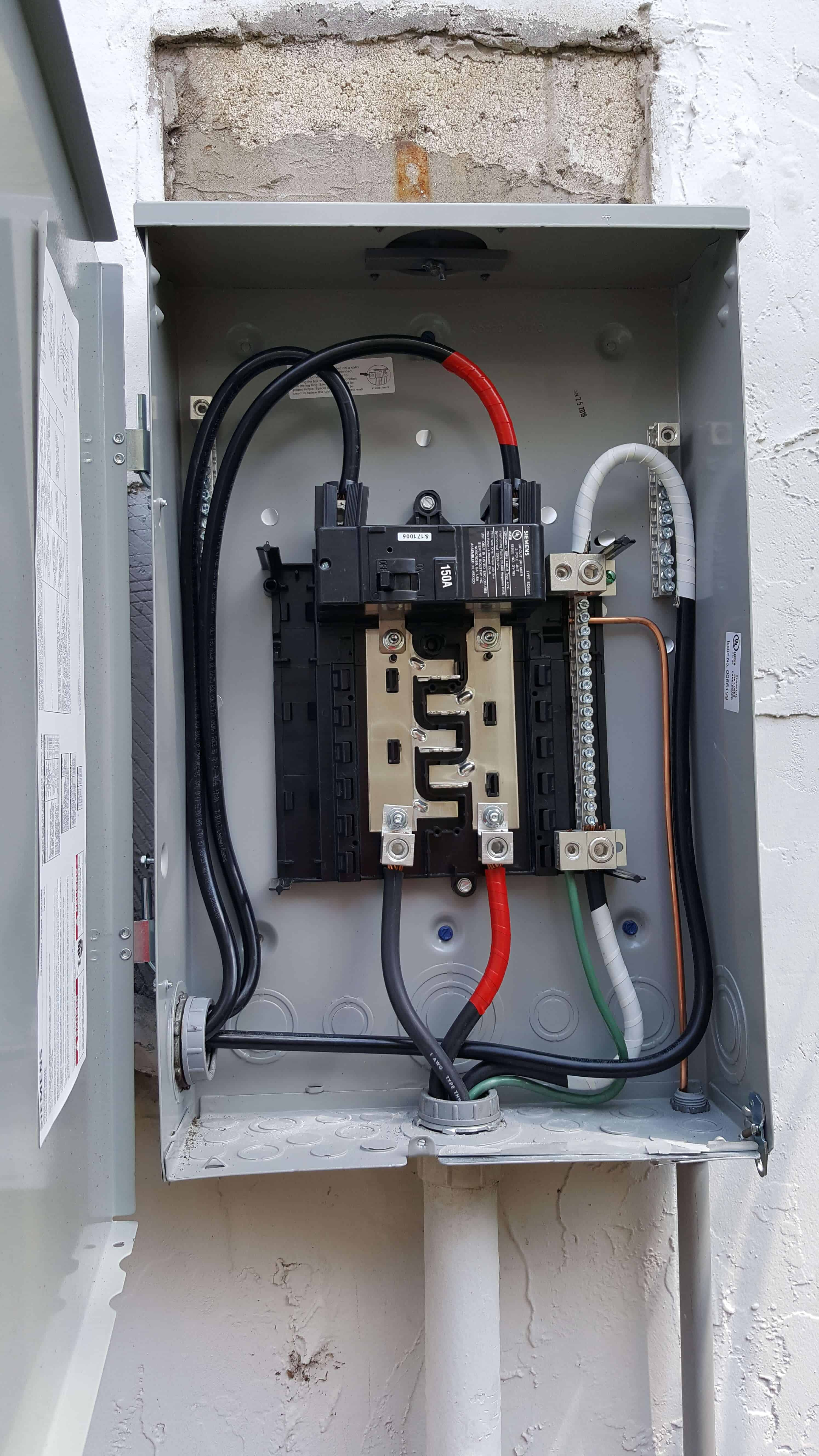 main electrical panel wiring what are the different types of electrical panels   different types of electrical panels
